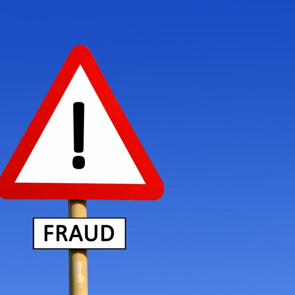 9865324 - fraud warning