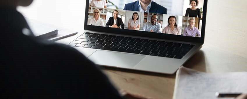 online vergadering AvA